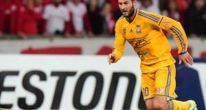 El español Jubero y el francés Gignac dan acento europeo a la Copa Libertadores