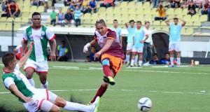 No hubo goles en el Misael Delgado