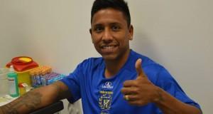 Breitner inició entrenamientos con el Unión de Madeira