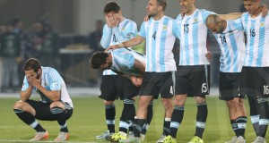 La prensa argentina critica el nivel de la selección en la final