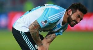 Ezequiel Lavezzi: «Duele porque esta era una oportunidad para ganar algo»