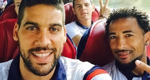 Gabriel Cichero regresa al FC Sion de Suiza