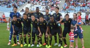 Darwin Machís titular en partido amistoso del Granada