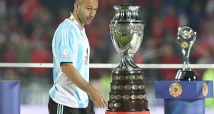 Javier Mascherano: «El dolor es inmenso»