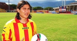 """Jesús """"Chiki"""" Meza se integra al mediocampo del Aragua FC"""