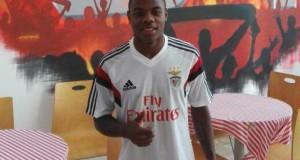 +VIDEO | Jhon Murillo se incorpora a los trabajos con el Benfica