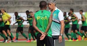 Jhon Murillo se queda sin entrenador