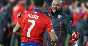 Jorge Sampaoli: «Lo de Alexis es impredecible»