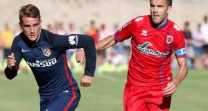 +VIDEO | Numancia de Julio Álvarez no pudo vencer al Atlético de Madrid en partido amistoso
