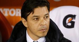 Marcelo Gallardo: «Aimar merece retirarse adentro de una cancha»