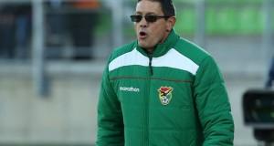 Federación boliviana de fútbol rescindirá contrato de Mauricio Soria