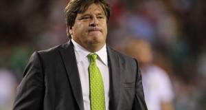 Miguel Herrera es destituido como seleccionador de México