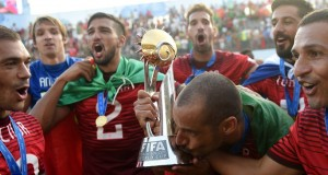 Portugal se corona campeón mundial de Fútbol Playa