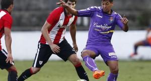 +VIDEO | Renzo Zambrano debuta con el Real Valladolid en partido amistoso