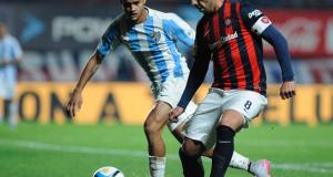 Roberto Rosales titular en amistoso del Málaga frente a San Lorenzo