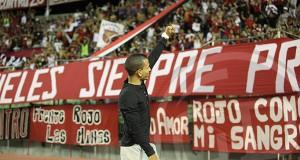Otero: «Extrañaré de la hinchada su carnaval»