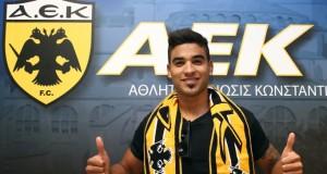 FOTOS | Ronald Vargas nuevo jugador del AEK de Grecia