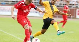 +VIDEO/FOTOS | Ronald Vargas y Alain Baroja disputan partido amistoso con el AEK