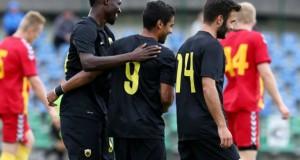 +VIDEO/FOTOS | Ronald Vargas anotó golazo con el AEK