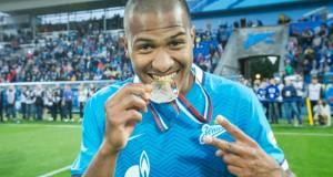 +FOTOS | Salomón Rondón campeón de la Supercopa de Rusia