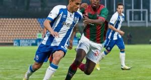 Víctor García fue apartado de la pretemporada del FC Porto