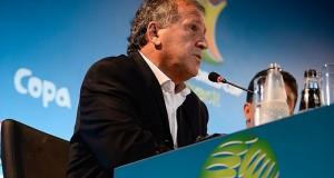Zico pide a la CBF que le postule como candidato a presidir FIFA