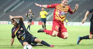Aragua FC batió por la mínima al Deportivo Anzoátegui