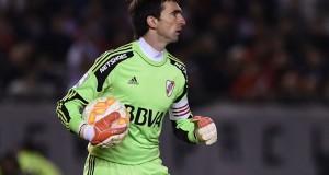 Marcelo Barovero, el líder silencioso de River Plate