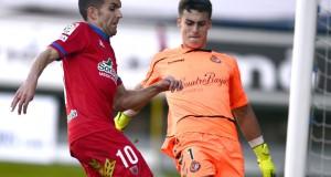 +FOTOS   Julio Álvarez anota su primer gol de la temporada
