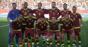 Venezuela inicia periplo mundialista ante Paraguay