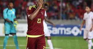 Duro golpe ante Honduras