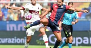+FOTOS | Tomás Rincón titular en victoria del Genoa frente al Milan