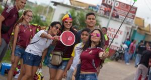 Comenzó la venta de entradas en taquillas para el Venezuela – Perú