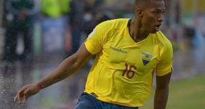 Ecuador confirma la baja de Antonio Valencia