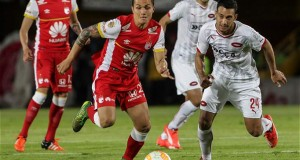 Seijas asiste y Santa Fe avanza a las semifinales de la Copa Sudamericana