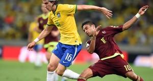 +FOTOS | Con poco, Brasil bailó a una irreconocible Vinotinto