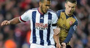 +FOTOS | West Bromwich de Salomón Rondón vence al Arsenal