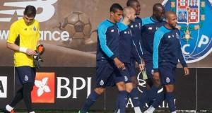 Víctor García convocado para partido de Copa de Portugal