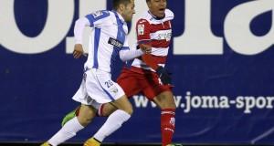 +FOTOS | Adalberto Peñaranda fue titular en derrota del Granada en la Copa del Rey