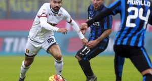 Genoa de Tomás Rincón cae derrotado ante el Inter