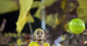 FOTOS | Así se vivió la jornada de Copa Libertadores en Valera