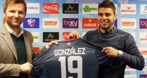 +VIDEO/FOTOS | Alexander González: «Quiero aprovechar esta oportunidad»
