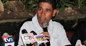 Edwin Quilagury: «Sabemos la responsabilidad que tenemos»