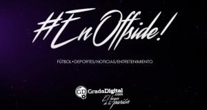 Te presentamos una nueva sección: #EnOffside! [Fútbol+Deportes/Noticias/Entretenimiento]