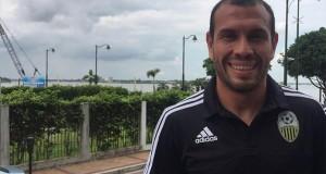 +AUDIO/VIDEO | Rojas: «Soy hincha del Emelec, y no festejaría si le marcara un gol»
