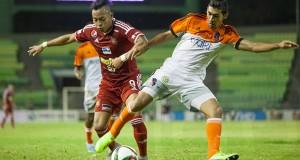La Guaira y Caracas no pasaron del empate