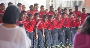 El Caracas FC presentó el equipo para la temporada 2016