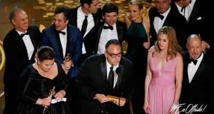 #EnOffside! | Spotlight se alza con el Óscar más valorado. ¡Mira los ganadores!