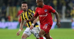 +FOTOS | Kasımpaşa de Yonathan Del Valle cae derrotado frente al Fenerbahçe