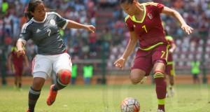¡ESTUPENDA! Daniuska Rodríguez competirá por el Puskás 2016 ante Messi y Neymar. ¡VOTA!